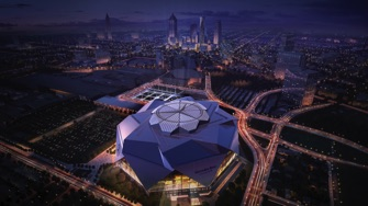Mercedes, Benz, Stadium, Atlanta
