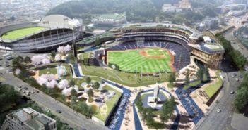 Populous baseball south korea