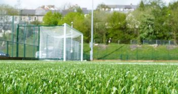Synthetic turf technology donated for 2015 Homeless World Cup