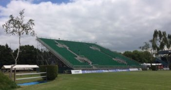 GL brings new grandstand to Hickstead Showground