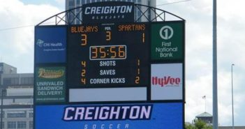 Creighton University to premiere new Daktronics display