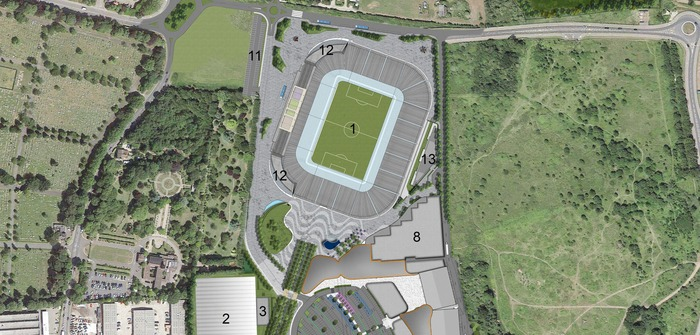 Southend United to hold consultation over new stadium plans