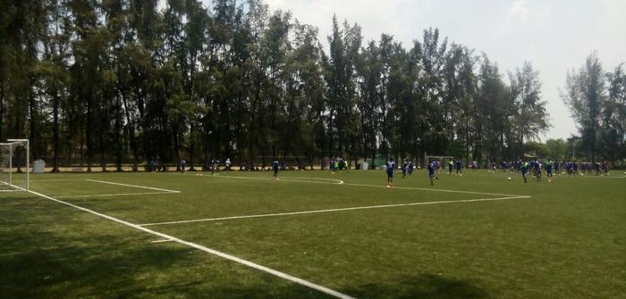 Vietnam university installs FIFA-approved synthetic turf