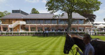 York Racecourse unveils redevelopment by Phelan Architects