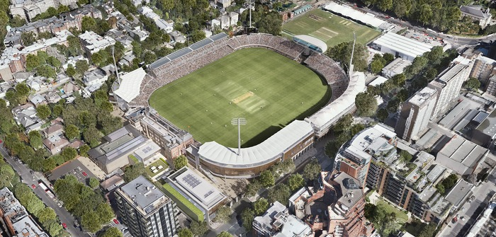 Lord's receives planning permission for phase two of redevelopment