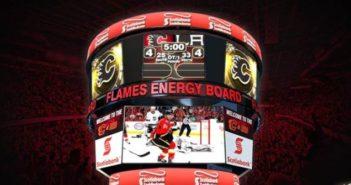 Calgary Flames partner with Daktronics