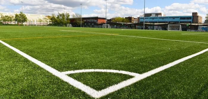 Islington soccer pitches claim inaugural award