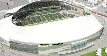 FabriTec Structures wins bid for Mosaic Stadium membrane roof