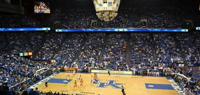 Daktronics completes two video display projects at Rupp Arena