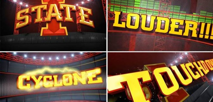 Iowa State University continues partnership with Daktronics
