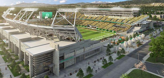 Colorado State new stadium