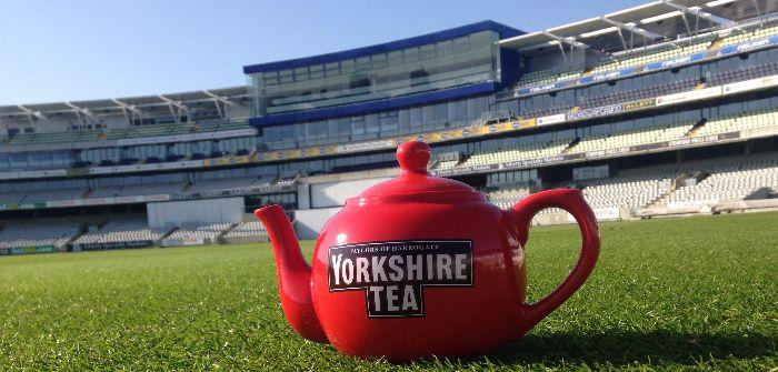 Edgbaston Yorkshire Tea