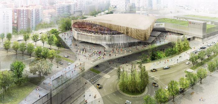 Palau Blaugrana Arena