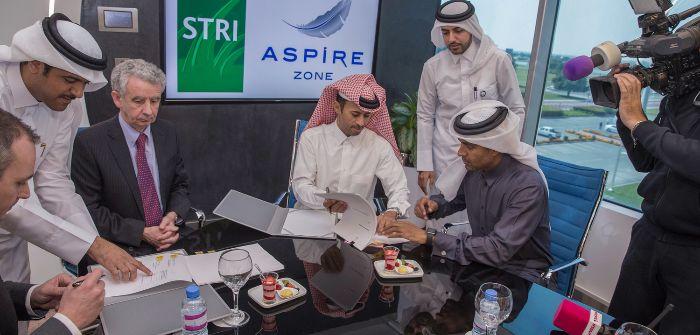 STRI and Aspire Zone Foundation