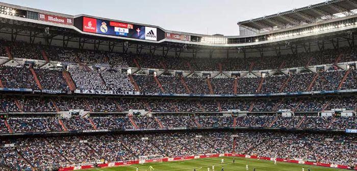 Real Madrid Bernabéu Stadium