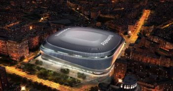 Real Madrid stadium redevelopment project