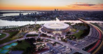 Perth Stadium to host Rugby League State of Origin series in 2019