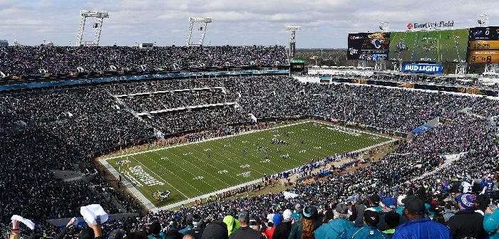 Jacksonville Jaguars TIAA Bank Field