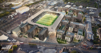 New Wimbledon Stadium