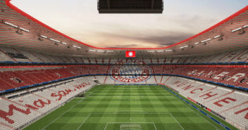 Allianz Arena seating
