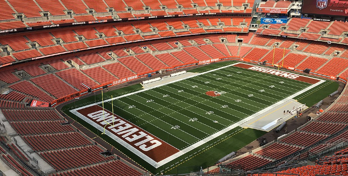 Cheap Cleveland Browns looking for new home   Stadia Magazine  hot sale