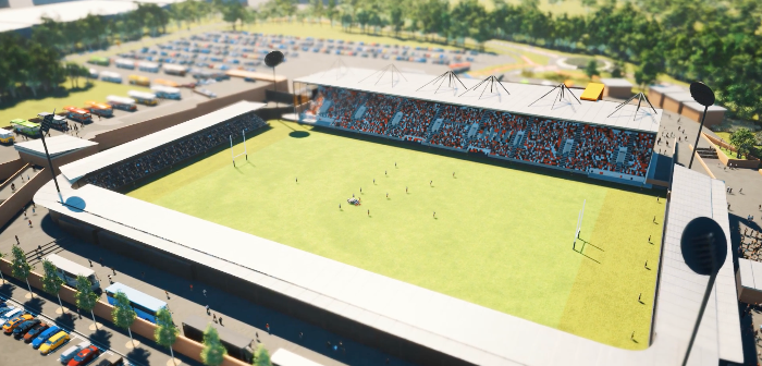 Cornwall Stadium