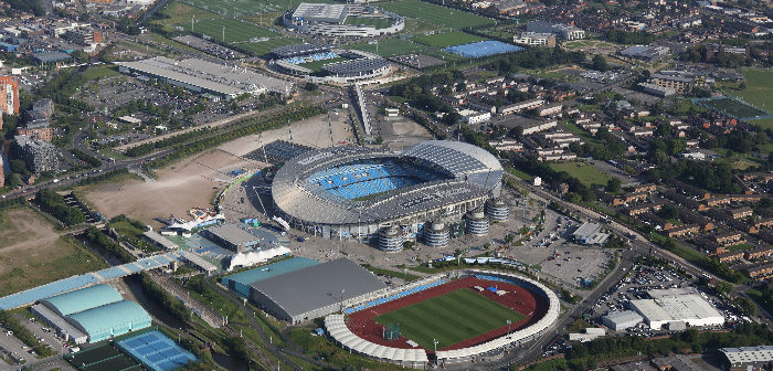 Etihad Stadium and City Football Academy