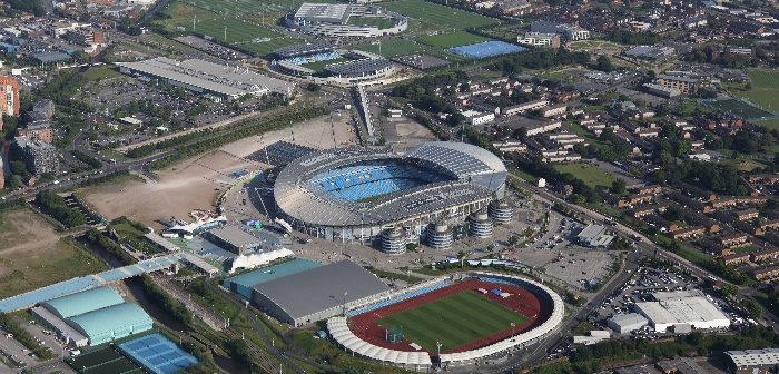 Etihad Stadium and City Football Academy