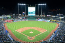 Kansas City Royals' Kauffman Stadium