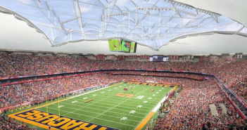 Syracuse Carrier Dome transformation