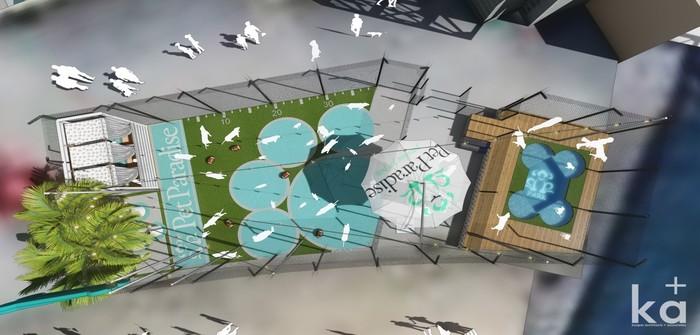 Jacksonville Jaguars dog park