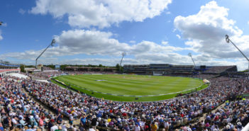 Edgbaston capacity