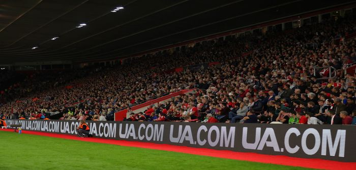 Southampton virtual advertising displays