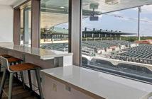 V Starr Interiors Roger Dean Stadium