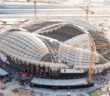 Qatar 2022 World Cup stadium progress shown in aerial pictures