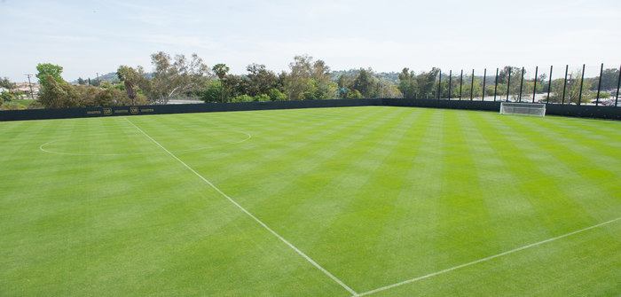 LAFC training Facility