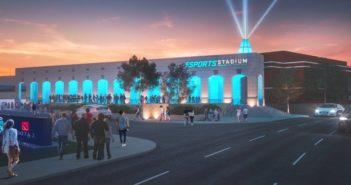 e-Sports stadium