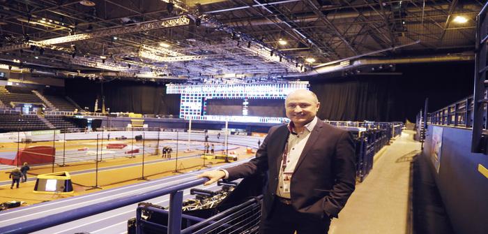 IAAF Birmingham 2018