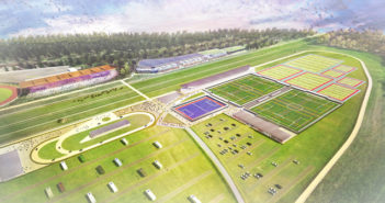 Racecourse design by LK2