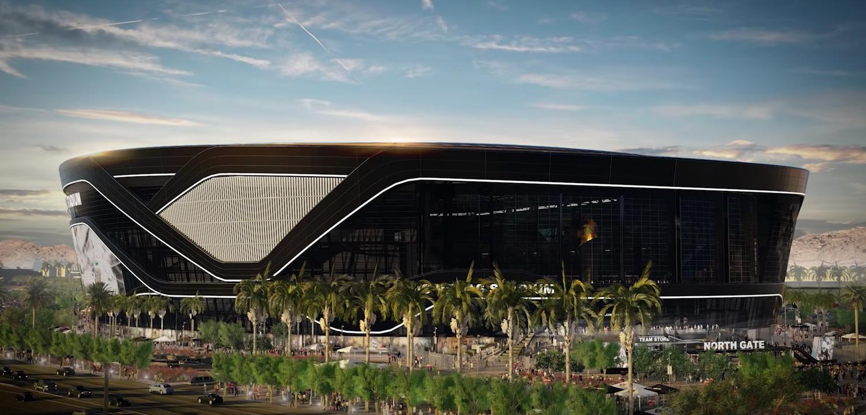 Las Vegas Raiders New Home To Be Called Allegiant Stadium Stadia Magazine