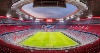 FC Bayern Munich installs modern lighting solution at Allianz Arena