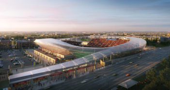St Louis bids for MLS expansion team with new stadium