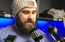 Eagles' star Jason Kelce reveals he 'would love a London NFL team'
