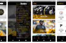 Pittsburgh Steelers AR app