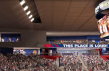 University of Dayton Arena renovation