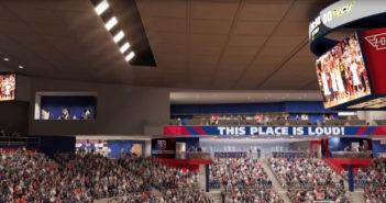 University of Dayton Arena renovation