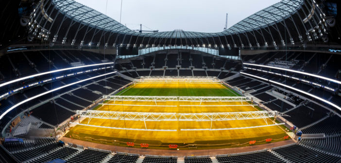 Wembley Stadium capacity reduced to 51,000 for Tottenham Hotspur home games