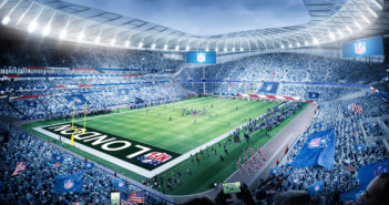 Tottenham Hotspur stadium to host two NFL games in 2019