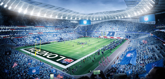 Tottenham Hotspur stadium to host two NFL games in 2019