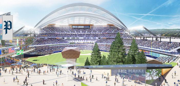 Portland announces MLB stadium details